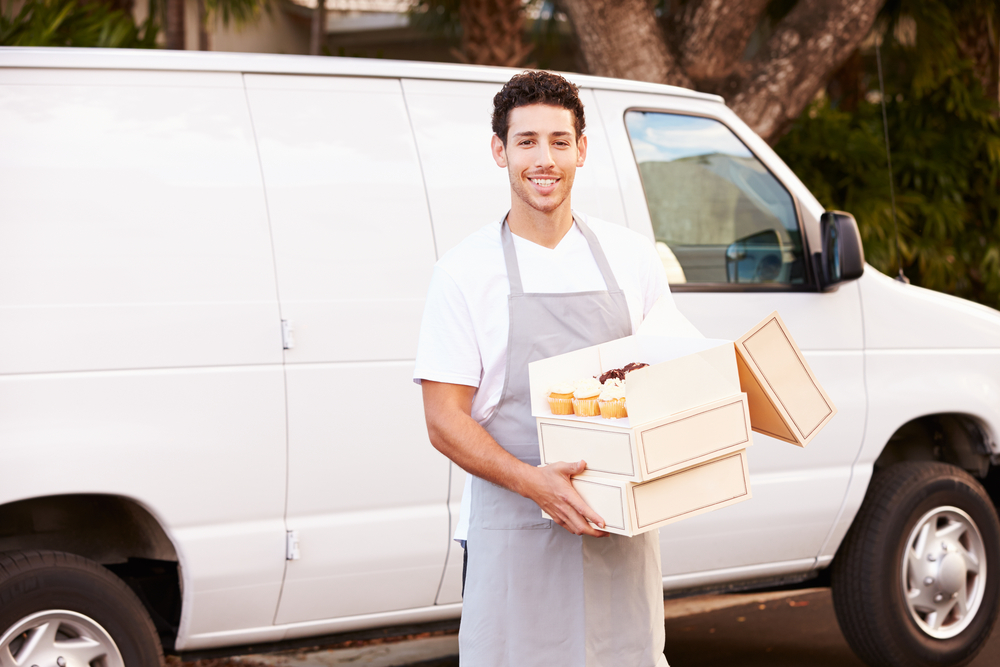 Tips to deliver cakes safely