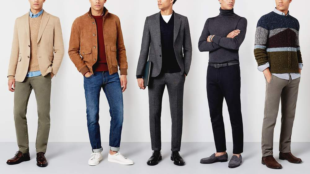 Tips to start a business of men's clothing