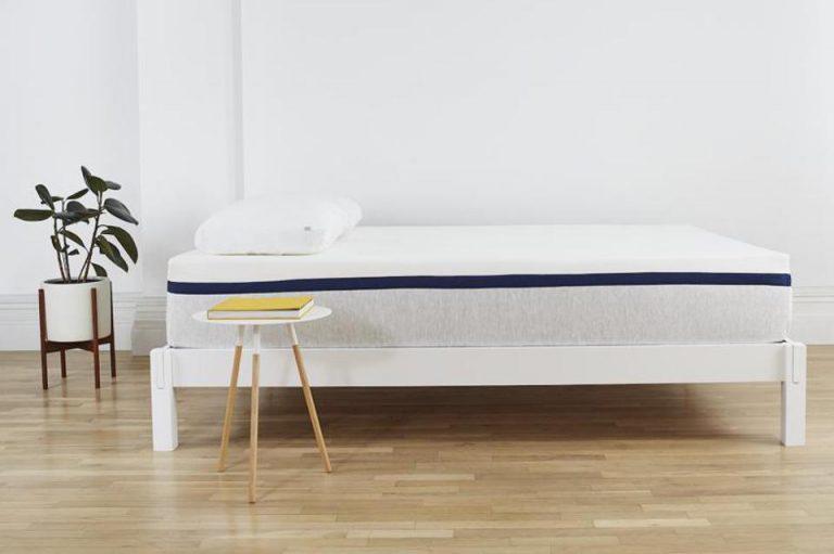 Memory foam mattress description