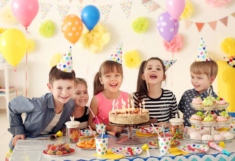 Top birthday party ideas for that special day